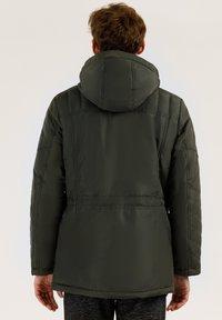 Finn Flare - MIT MODISCHEM DESIGN - Winter jacket - olive - 2