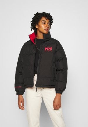 URBAN REVERSIBLE JACKET - Winter jacket - black