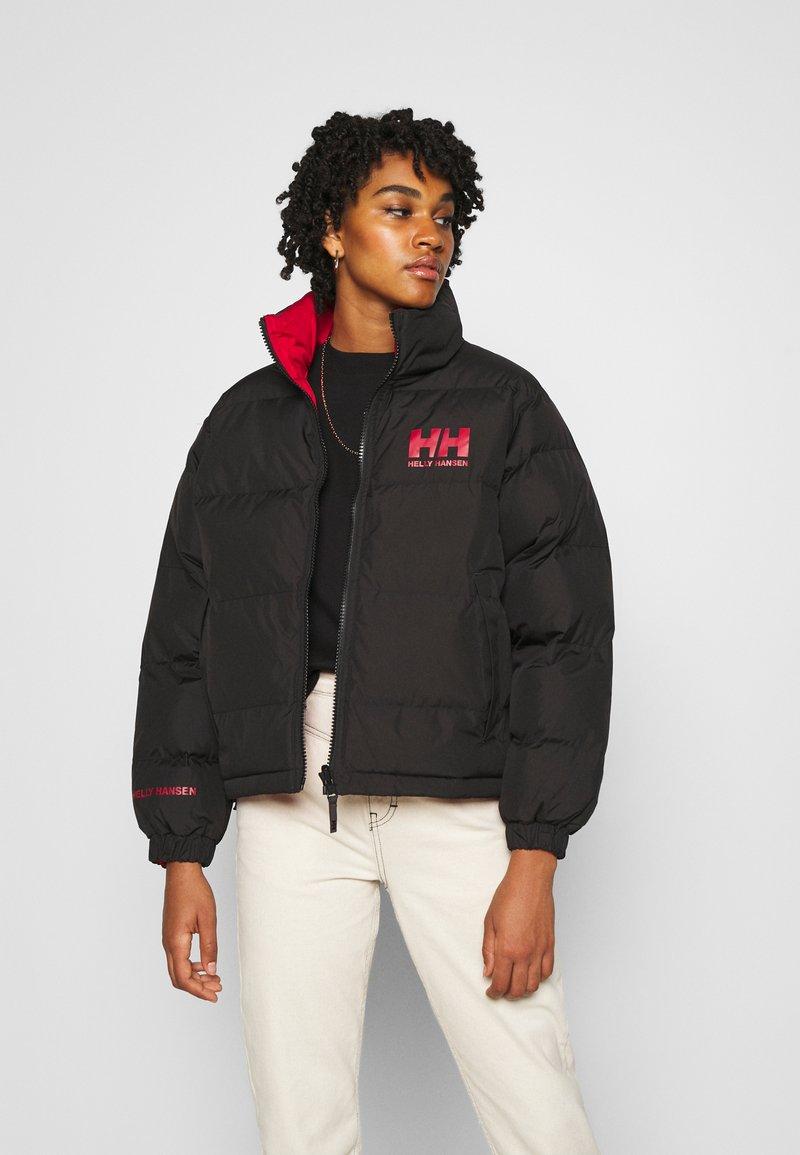 Helly Hansen - W HH  - Winter jacket - black
