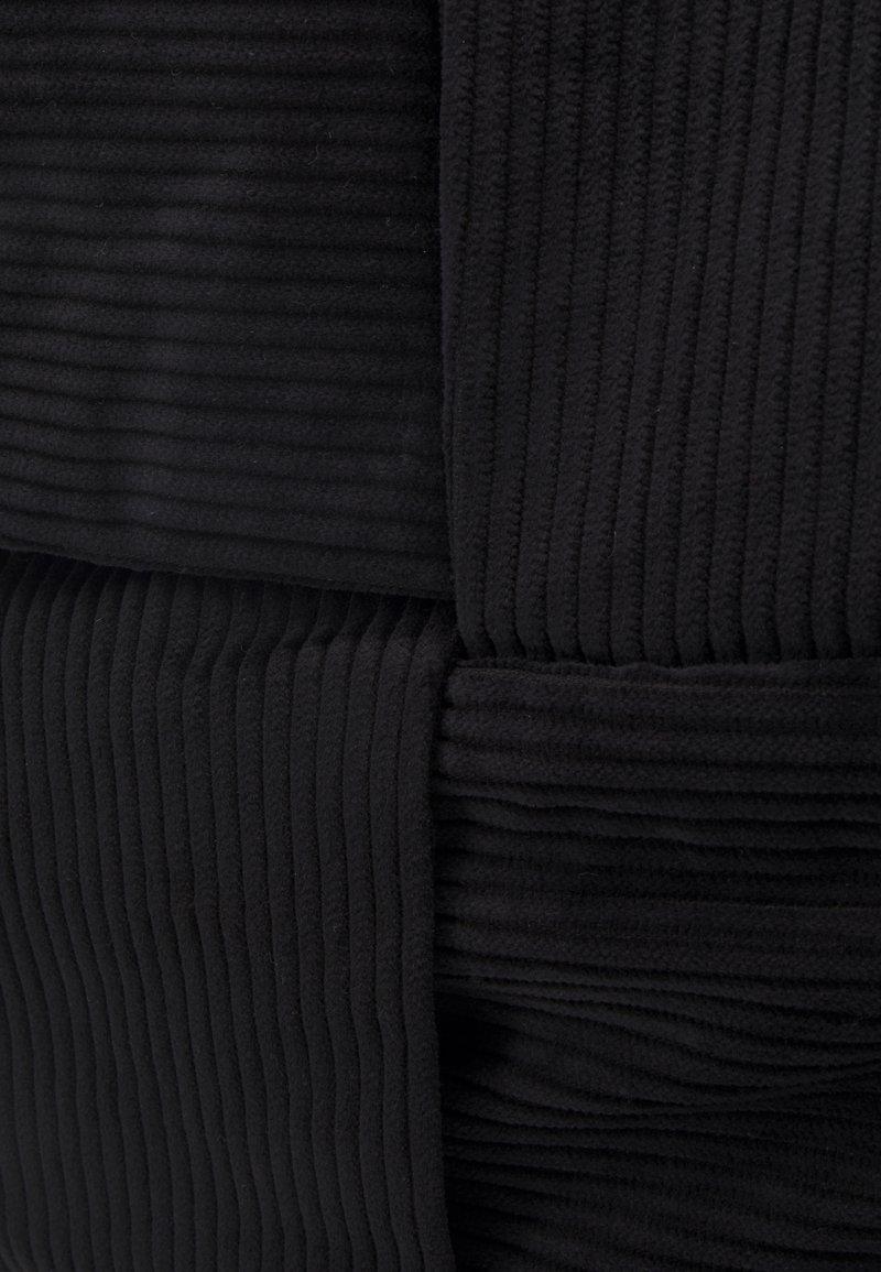 Topshop - LARGE BAG - Velká kabelka - black
