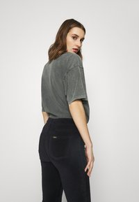 LOIS Jeans - RAVAL - Kalhoty - black - 3