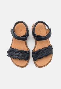 Froddo - LORE FLOWERS - Sandals - dark blue - 3