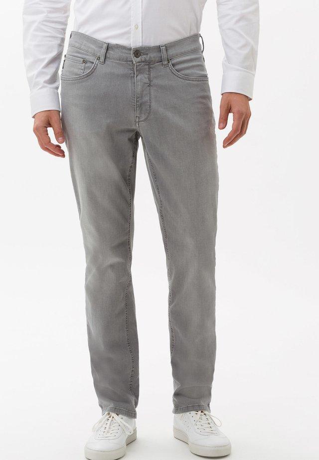 STYLE COOPER DENIM - Jeans Straight Leg - grey