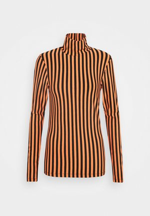 RAJ - Long sleeved top - nectarine
