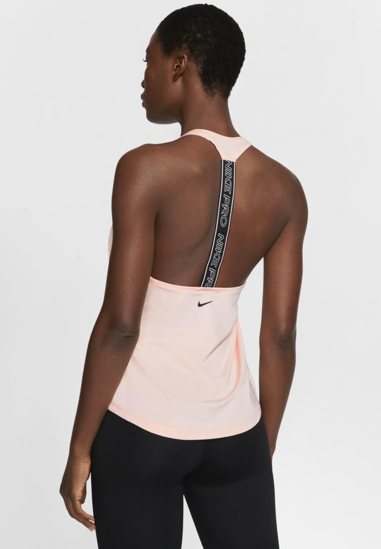Nike Performance Top - washed coral/black V2vXf