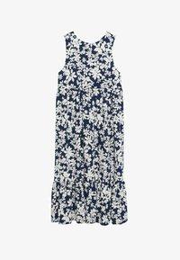 Mango - Vestido informal - azul marino oscuro - 4