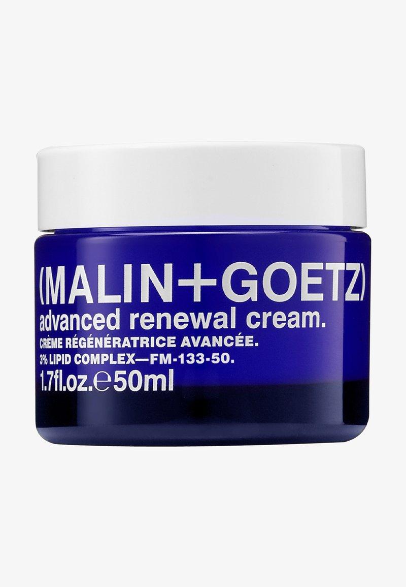 MALIN+GOETZ - TAGESPFLEGE & NACHTPFLEGE ADVANCED RENEWAL CREAM - Night care - -