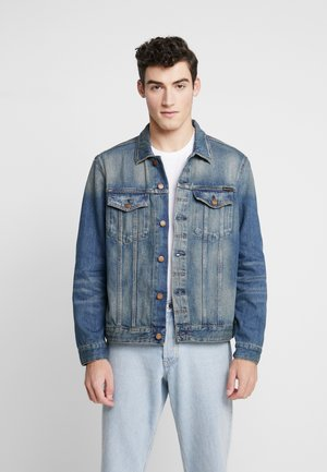 JERRY - Denim jacket - blue denim