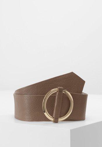 Waist belt - taupe
