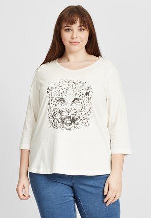 Pitkähihainen paita - off-white