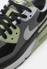 Nike Sportswear - AIR MAX 90 - Sneakers - oil green/light smoke grey/black/iron grey - 5