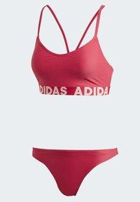adidas Performance - BEACH BIKINI - Bikini - pink - 9