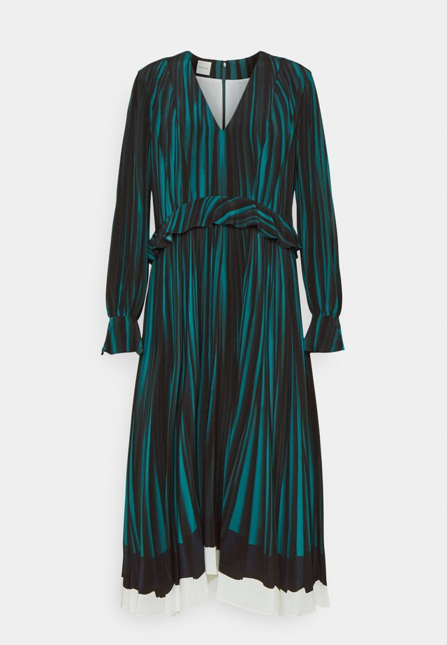WOMENS DRESS - Robe d'été - petrol