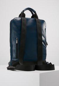 Moleskine - CLASSIC DEVICE BAG VERT - Rucksack - sapphire blue - 2