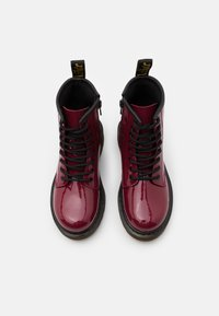 Dr. Martens - 1460 UNISEX - Lace-up ankle boots - dark scooter red - 3