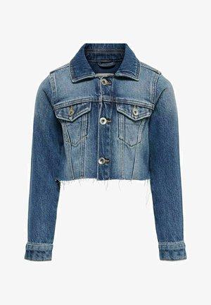 Veste en jean - dark medium blue denim