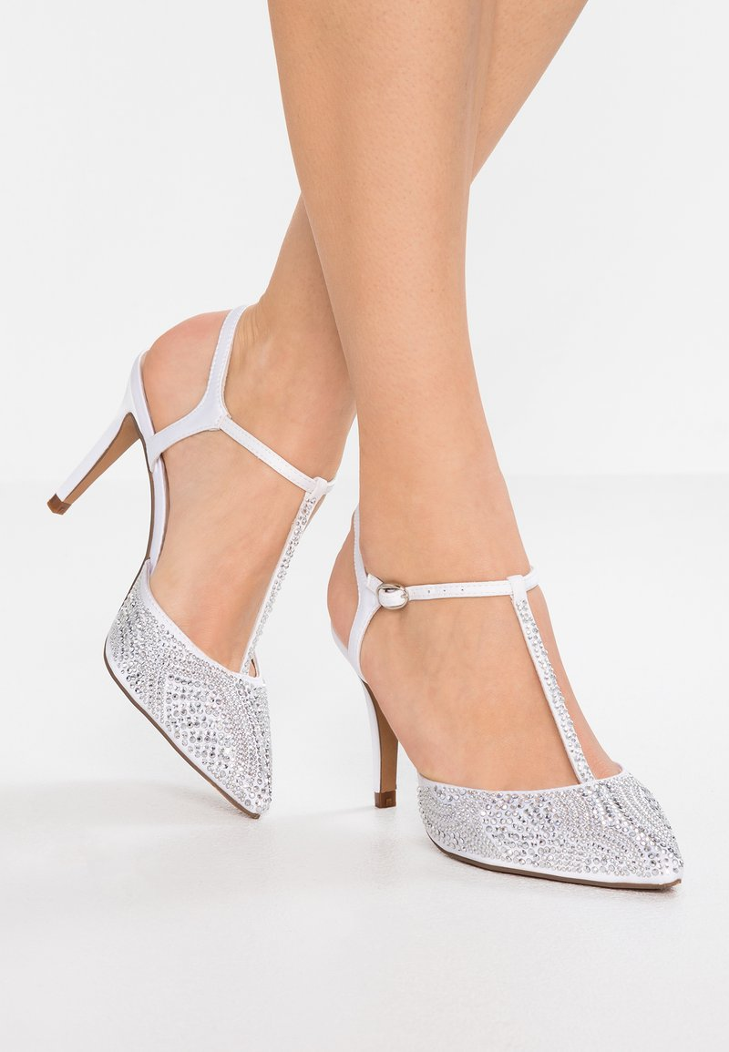 Alma en Pena - Classic heels - white