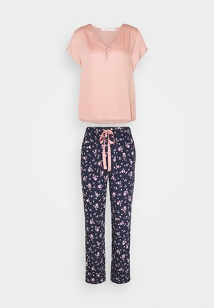FALL NIGHT - Pyžamová sada - pink