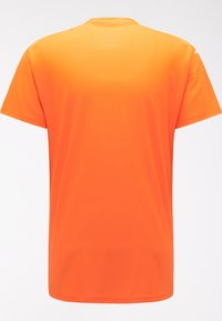 Haglöfs - Print T-shirt - flame orange - 5