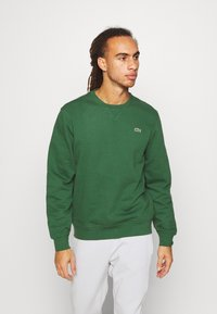 Lacoste Sport - CLASSIC - Mikina - green - 0