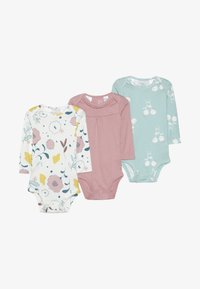 Carter's - GIRL FLORAL BABY 3 PACK - Body - multicolor - 3