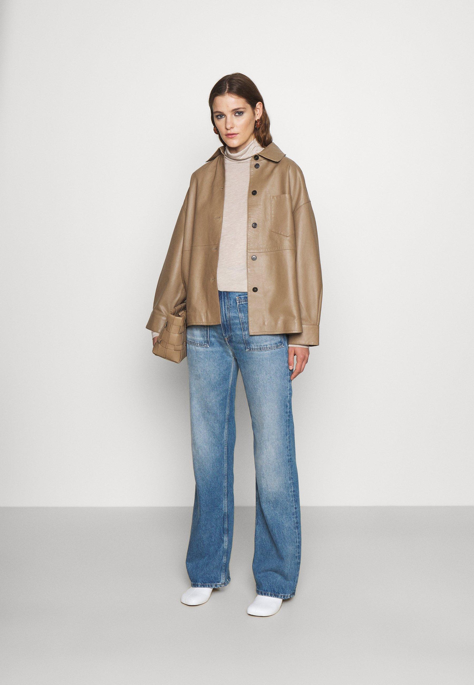 Women HIGHNECK - Long sleeved top