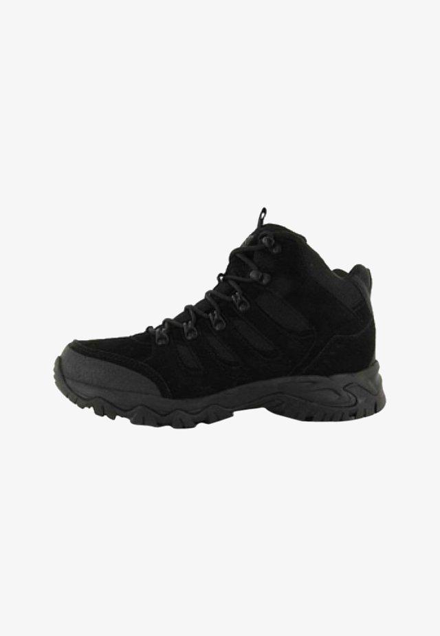 Chaussures de marche - mottled black