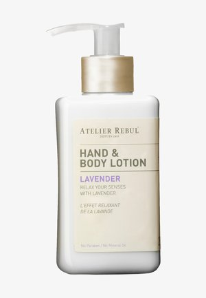 LAVENDER HAND & BODY LOTION 250ML - Moisturiser - -