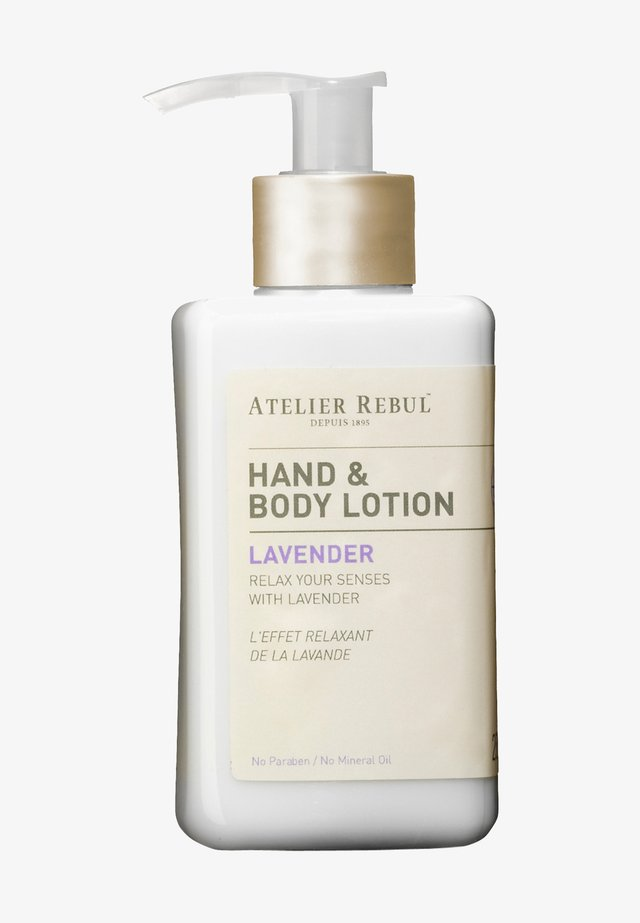 LAVENDER HAND & BODY LOTION 250ML - Hydratatie - -