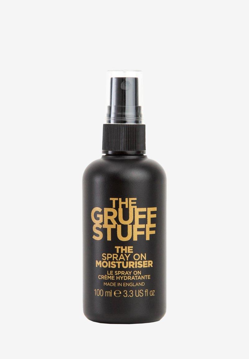 The Gruff Stuff - THE SPRAY ON MOISTURISER - Moisturiser - -