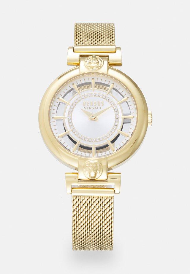 LAKE - Horloge - gold-coloured