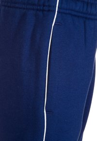 adidas Performance - CORE - Tracksuit bottoms - dark blue/white - 2