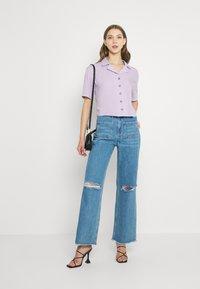 Trendyol - MAVI - Jeans relaxed fit - blue - 1