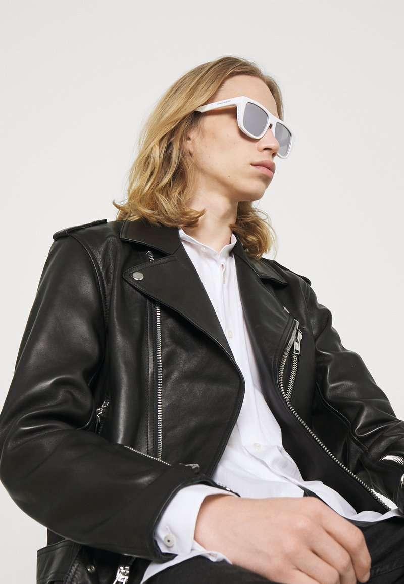 Alexander McQueen - UNISEX - Occhiali da sole - white