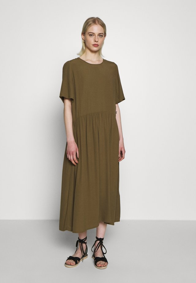 MOZELLA - Day dress - military olive