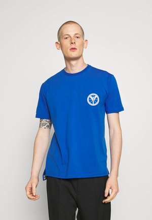 UNISEX - Print T-shirt - royal blue