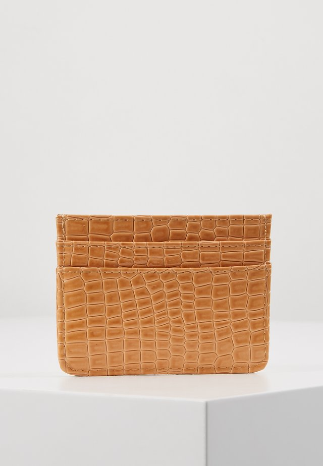 CARD HOLDER  - Portemonnee - beige