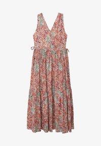 Mango - Denní šaty - rojo coral - 4