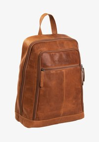 The Chesterfield Brand - JAMES - Rucksack - cognac - 0