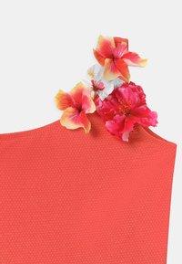Molo - NAI - Swimsuit - coral glitter - 2