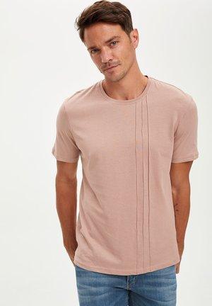 T-shirts basic - pink