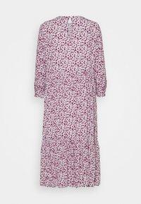 GAP Petite - FLOUNCE  - Day dress - plum - 6