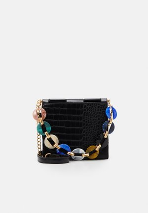 CROSS BODY - Torba na ramię - black