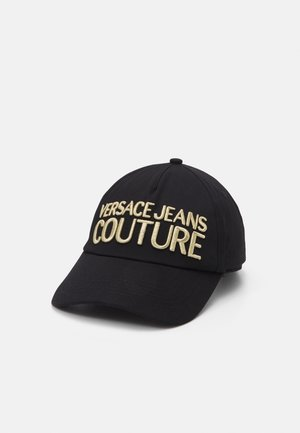 UNISEX - Cap - black/gold-coloured