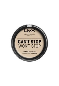 Nyx Professional Makeup - CAN'T STOP WON'T STOP POWDER FOUNDATION - Powder - CSWSPF1PT5 fair - 1