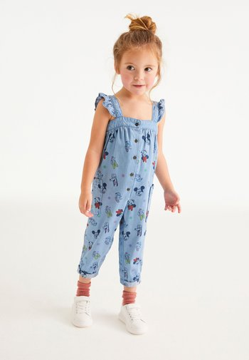 MICKEY AND MINNIE  - Jumpsuit - blue
