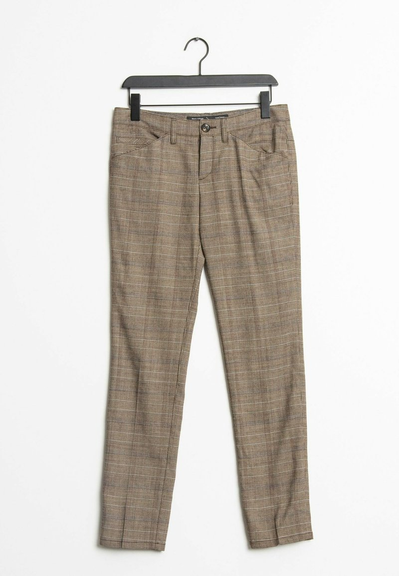 Marc O'Polo - Trousers - brown