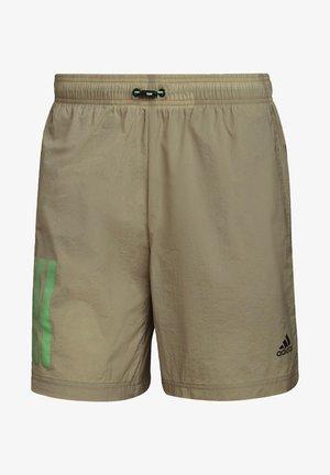 M X-CITY WV SH - Short de sport - green
