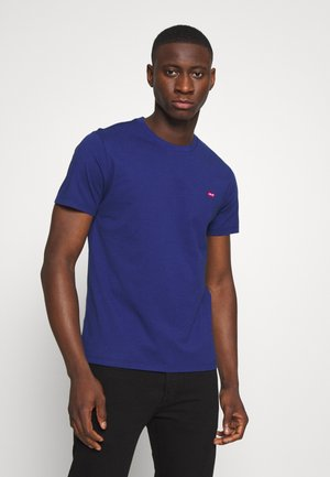ORIGINAL HM TEE - Print T-shirt - dark blue