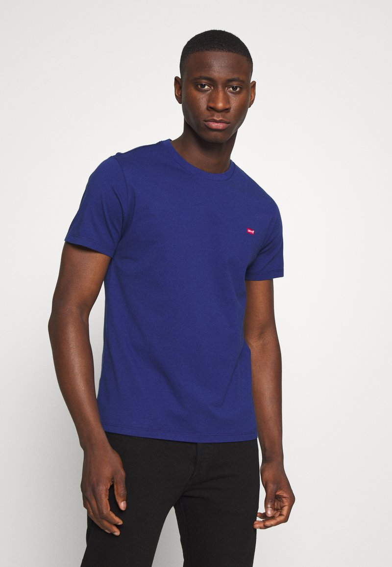 Levi's® - ORIGINAL TEE - T-shirt basic - dark blue